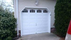 2 car garage door single car garage door rough opening opener for designs 4
