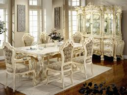 Image of: Classy Victorian Style Dining Furniture