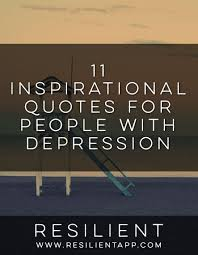 Inspirational Quotes Depression