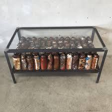 Repurposed Furniture Repurposed Coffee Table Ideas Brown Rectangle Vintage