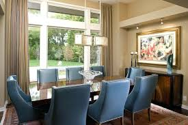 blue dining table and chairs light blue dining chairs dining room contemporary with blue glass dining