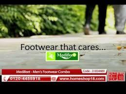 Medifeet Size Chart Medifeet Mens Footwear Combo