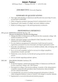 Sample Resume For Students In High School Awesome Free Resume