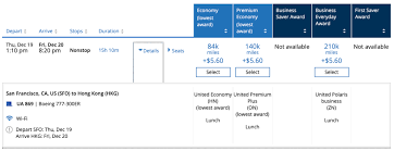 What United Eliminating Its Award Chart Means For Your