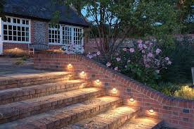 image of maxim outdoor lighting stairs