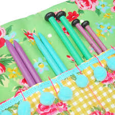 Decorate Pencil Case Knitting Needle Case By Handmade By Lucylu Notonthehighstreetcom