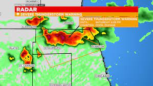 Chicago Weather: Severe Thunderstorm ...