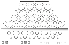 Cc Floor Seating Map The Jackson Symphony