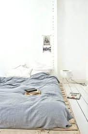 Attractive Floor Bed Ideas Bed On Floor Decorating Ideas Beautiful Floor Bed Intended  For Best Mattress On