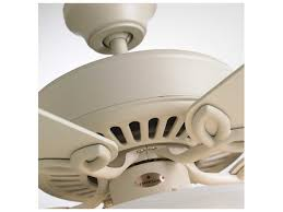 emerson fans pro series summer white housing three light 50 wide ceiling