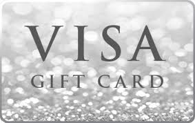 visa silver gift card