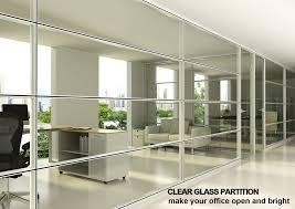 aluminum office partitions. HK85 Modern Aluminum Office Partition Wall Partitions A