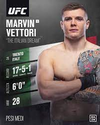 Marvin Vettori