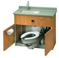 Top 5 Rv Bathroom Sinks Ideas For Inspiration Freshouz Com Space Saving Bathroom Diy Camper Remodeled Campers