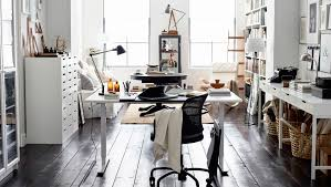 Home office ideas neutral Decor Home Remodeling Ideas Czmcamorg Super Stylish Home Office Secrets