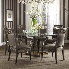 cheap dining room table and chairs. Piece Modern Round Dining Table Set Sneakergreet Chair Glass Room Top Decorating Ideas Mini Chairs Area Cheap And