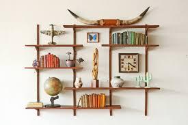 wall units homey idea mid century modern wall shelves interesting design the mid century modern