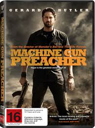 Machine Gun Preacher Big Screen Nz