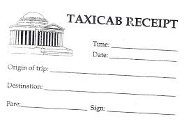 London Taxi Receipt Pdf Taxi Receipt Taxi Receipt Maker For Taxi Receipt Generator Photo
