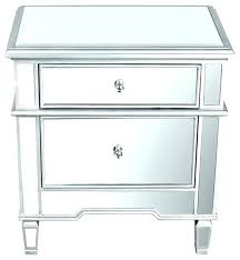 mirrored end tables 2 drawer end table mirrored end table with drawer 2 drawer mirrored nightstand mirrored end tables