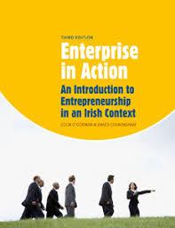 Introduction To Entrepreneurship Enterprise In Action 3rd Edition An Introduction To Entrepreneurship In An Irish Context
