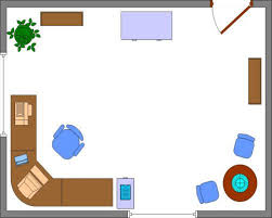 Office floor plan samples Philippine General Hospital Corner Home Office Layout Sample Lifewire Home Office Design Examples