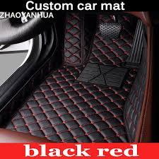 car floor mats. ZHAOYANHUA Custom Fit Car Floor Mats For Mercedes Benz S Class W220 S280 S320 S350 S500 E