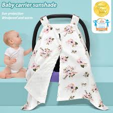 large infant car seat canopy nursing