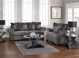 3 piece rug set gray