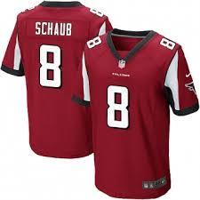 Nike Team Atlanta Red Matt Elite Jersey Color Falcons No Schaub 8 - deafabcbefdf|NFL: Titans Surprise Patriots; Saints Pound Bengals; Bills Rout Jets