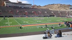 Sun Bowl Section 24 Utep Football Rateyourseats Com