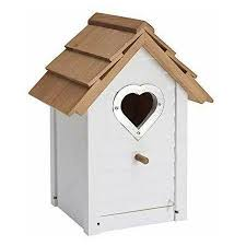 gardman heart bird house cowell s