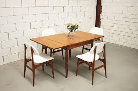 vintage retro dining suite table u0026 4 chairs danish parker eames era peachtree antiquesantiques vintage industrial retro dining table i48