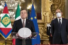 Roberto Cingolani è il Ministro della Transizione Ecologica