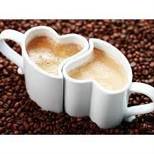 Upload a photo or create a collage. Heart Coffee Mugs