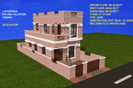 pin pin building elevation gharexpert on on for ground floor 3d elevation