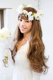 結婚式の花嫁さんにオススメ髪型ヘアスタイルロングヘア編