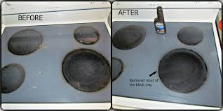 How To Clean A Glass Top Stove Spring Cleaning Day 1 Kitchen Home Maid Simple