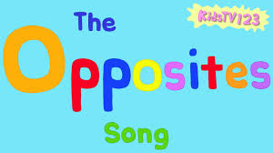 A for alpha, b for charlie, to help you check information on the telephone. The Opposites Song Youtube
