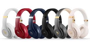 6 beats headphones in multiple colors from the studio 3 beats wireless headphones collection