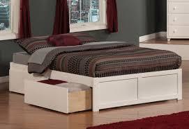 pedestal bed frame. Simple Pedestal Bed With Shelves Underneath Pedestal Frame Drawers Solid Wood Platform  And E
