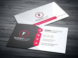 Download Business Card Template Word