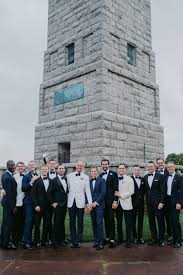 Real Wedding: A Provincetown Wedding at Pilgrim Monument
