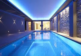 Colourful Basement Pool London Guncast Swimming Pools Ltd Home
