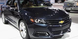 2017 Chevrolet Impala sedan is brand's iconic flagship