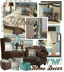 A home decor collage from August 2012 featuring crate and barrel furniture,  teal chair and