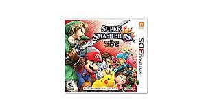 <b>Super Smash</b> Bros. - <b>Nintendo 3DS</b> Smash Bros. Edition ...