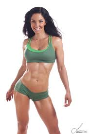 fitness model women workout how does your change as you prep for a shoot show event