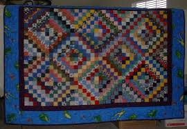 Trip Around The World Quilt Pattern Extraordinary Scrappy Trips Pf
