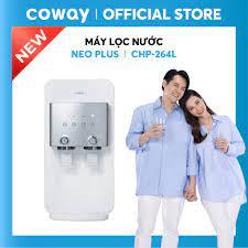 Máy lọc nước nóng lạnh Coway Neo Plus CHP-264L - Hàng chính hãng